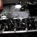 Dieselmotor, Sankt Lorenzen, Reparaturwerkstatt